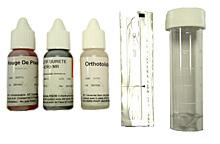 Test : acidité, dureté, chlore et nitrates
